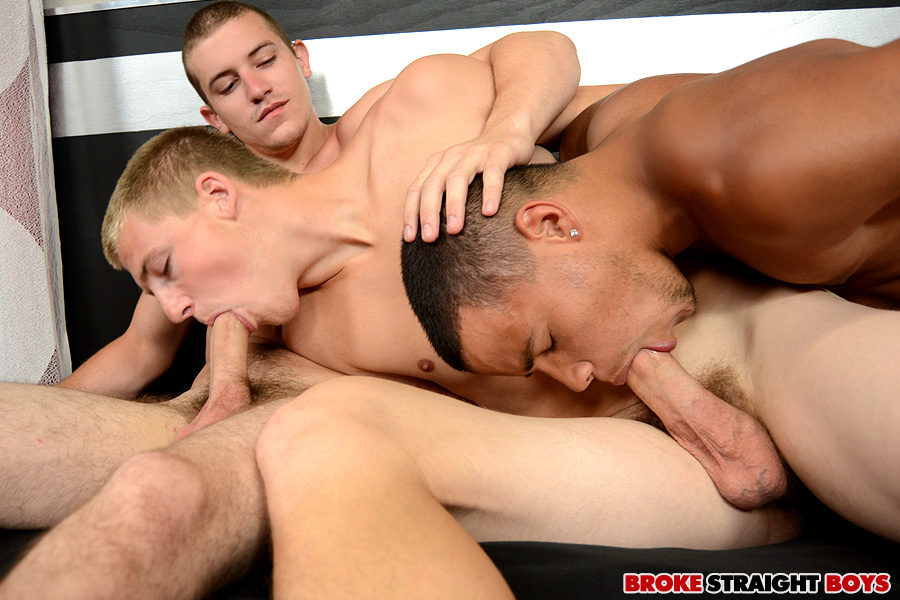 image Adam mick and kaden in a horny hardcore three