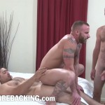 Hot-Barebacking-Marco-Mateo-and-Derek-Parker-and-Seth-SX-and-Miguel-Temon-Fourway-Bareback-Amateur-Gay-Porn-11-150x150 Four Amateur Cocks and Bareback Double Penetration Group Sex