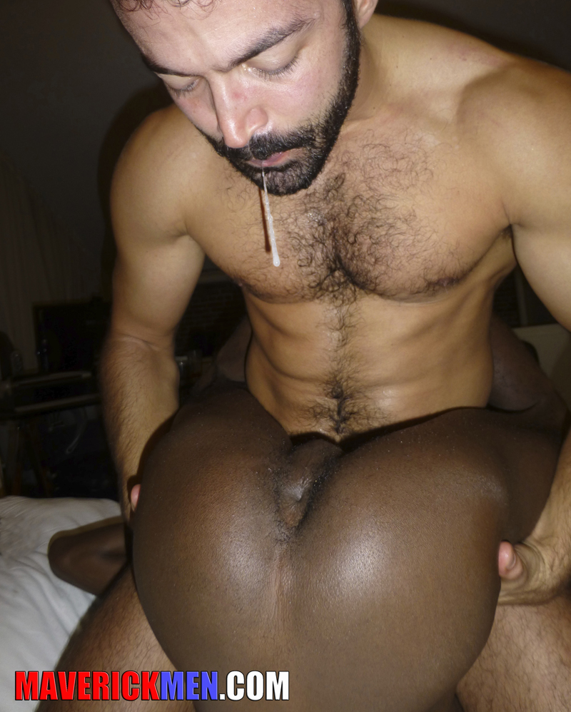 Fucking with black gay