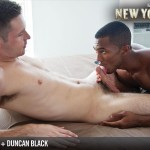"Lucas-Entertainment-Kings-Of-New-York-Season-2-Sean-Sean-Xavier-and-Duncan-Black-Interracial-Fucking-Big-Black-Cock-Amateur-Gay-Porn-03-150x150 White Hunk Takes A 12"" Black Cock Up His Ass and Eats A Load"