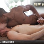 "Lucas-Entertainment-Kings-Of-New-York-Season-2-Sean-Sean-Xavier-and-Duncan-Black-Interracial-Fucking-Big-Black-Cock-Amateur-Gay-Porn-08-150x150 White Hunk Takes A 12"" Black Cock Up His Ass and Eats A Load"