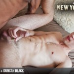 "Lucas-Entertainment-Kings-Of-New-York-Season-2-Sean-Sean-Xavier-and-Duncan-Black-Interracial-Fucking-Big-Black-Cock-Amateur-Gay-Porn-18-150x150 White Hunk Takes A 12"" Black Cock Up His Ass and Eats A Load"