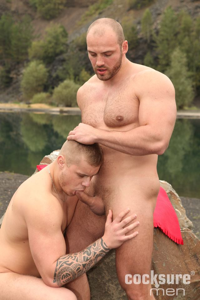 Cocksure-Men-Thomas-Ride-and-Ryan-Cage-Beefy-Czech-Muscle-Guys-Bareback-Big-Uncut-Cocks-Amateur-Gay-Porn-02 Amateur Beefy Muscle Hunks Fucking Bareback With Big Uncut Cocks