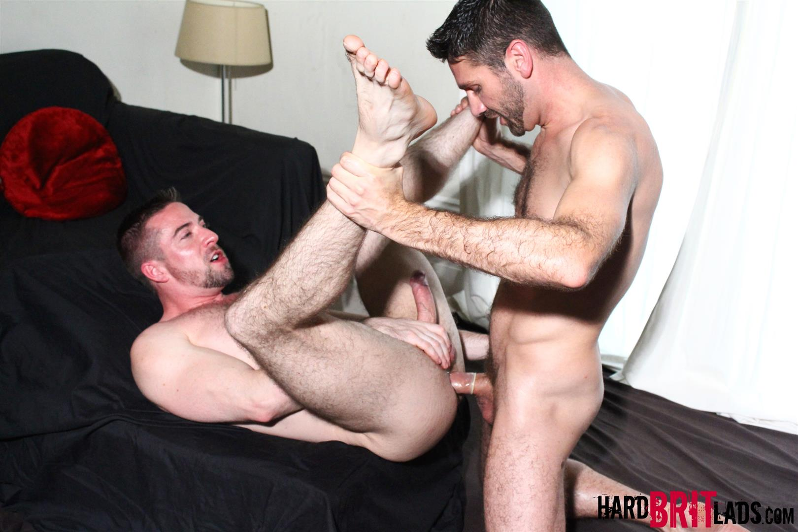 Hard-Brit-Lads-Craig-Daniel-Scott-Hunter-Hairy-Muscle-Hunks-With-Big-Uncut-Cocks-Fucking-Amateur-Gay-Porn-16 Hairy Muscle Hunks Fucking And Eating Cum From Big Uncut Cocks