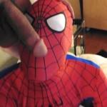 Maverick-Men-Spiderman-With-A-Big-Black-Dick-Bareback-Threesome-Amateur-Gay-Porn-07-150x150 Happy Halloween... Did You Know That Spiderman Has A Big Black Dick?