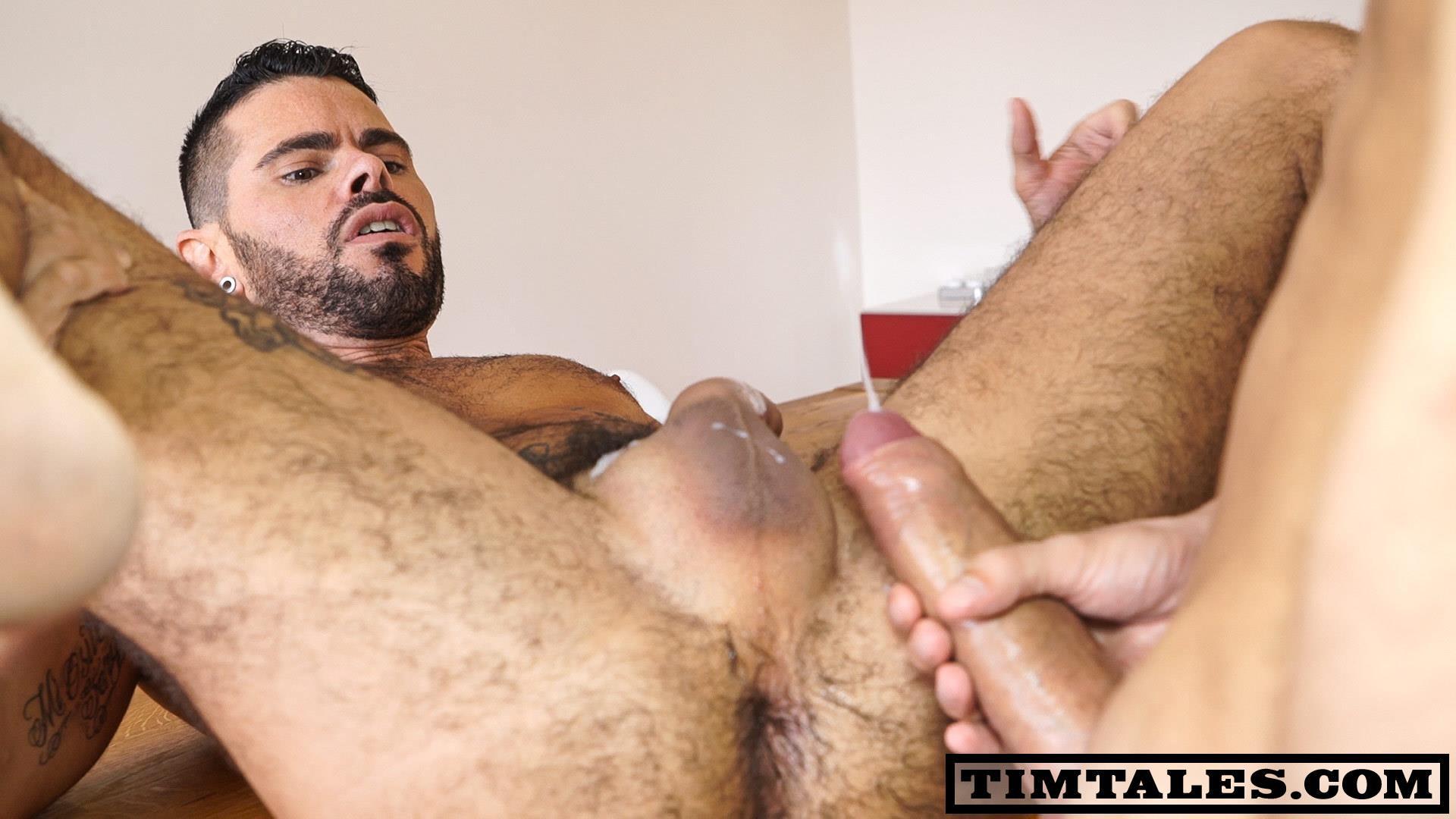 TimTales-Esteban-and-Mario-Domenech-Big-Uncut-Cock-Bareback-Amateur-Gay-Porn-06 TimTales: Esteban Fucking Mario Domenech