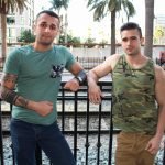 Active-Duty-Mathias-and-Laith-Inkley-Naked-Marines-Bareback-Sex-Video-03-150x150 Muscular Marines First Time Bareback Sex Video