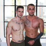 Active-Duty-Mathias-and-Laith-Inkley-Naked-Marines-Bareback-Sex-Video-15-150x150 Muscular Marines First Time Bareback Sex Video